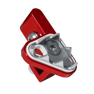 APICO MX BRAKE PEDAL LEVER TIP REPLACEMENT END RED YZ, YZF, CR, CRF, KX, KXF, RM