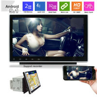 Newest Android 9.1 2Din Universal MP5 Head Unit Touch Screen 2G + 32G GPS Wifi