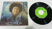 "PABLO MILANES YOLANDA 1982 SINGLE 7"" VINILO VINYL SPANISH EDITION RARE"