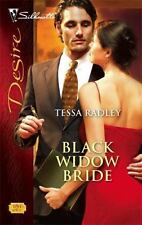 Black Widow Bride (Harlequin Desire) by Radley, Tessa