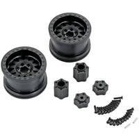 Axial 2.2  Method Beadlock Wheels IFD Black (2) AX31178