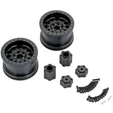 NEW Axial 2.2  Method Beadlock Wheels IFD Black (2) AX31178