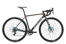 2017 Focus Mares CX Cyclocross Bike Small Carbon SRAM Force 1 11s DT Swiss