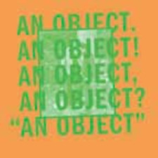 NO AGE-AN OBJECT-IMPORT CD WITH JAPAN OBI E12