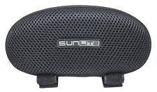 SUNLITE iSpeaker Handlebar Bag MP3 Stereo Player Bike Bicycle Black NEW!