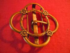 boucle ceinture  ancienne ART DECO et inspiration Antique en bronze NO reserve !