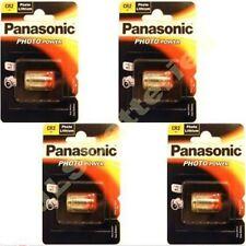 4 Panasonic De Litio Cr2 Foto Pilas Dlcr2 Exp 2021