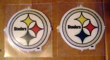 NFL Pittsburgh steelers Patches lot of 2  FREE SHIPPING