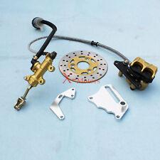 "Honda Monkey Z50 Rear hydraulic hydraulic disk brake CNC Caliper bracket 10"" Up"