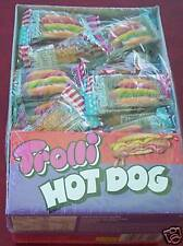Trolli Hot Dogs   box of 60 bought to order