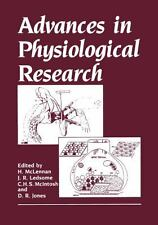 Advances in Physiological Research by H. McLennan, J. R. Ledsome, C. H. S....
