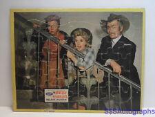Vintage 1963 BEVERLY HILLBILLIES TV SITCOM SHOW Jaymar Inlaid Puzzle Americana