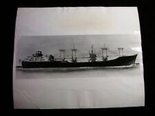 ARTIST CONCEPTION ENGINE AFT CARGO SHIP PHOTO 1958#7125