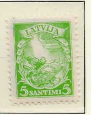 Latvia 1931 Early Issue Fine Mint Hinged 5s. 232908