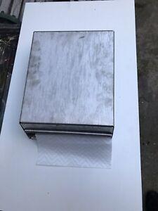British Rail HST paper Towel Despencer
