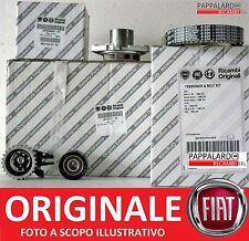 KIT DISTRIBUZIONE + POMPA ACQUA + CINGHIA SERVIZI ORIGINALI FIAT DOBLO 1.9 JTD