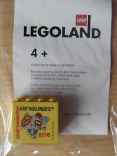 Lego Nexo Chevaliers™ Pays Allemagne Resort Sammelstein Sonderstein 2016