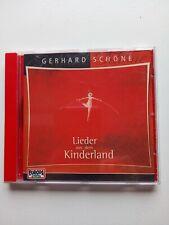 Lieder Aus dem Kinderland von Schöne,Gerhard,Gerhard Schöne (2004)