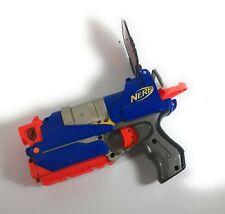 Nintendo N-Strike Switch Shot EX-3 Controller Blaster Gun Blue Gun Only