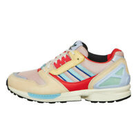 adidas - ZX 8000 Vapor Pink / Clear Aqua / Easy Yellow Sneaker EF4367