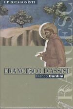 Libro - Franco Cardini - Francesco D'Assisi - Cop. rigida  nuovo