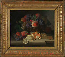 Clement Gontier (French 1876-1918) Still Life Original Oil Painting Signed
