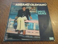 33 tours ADRIANO CELENTANO disco dance