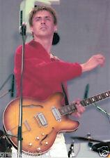 PAUL WELLER LIVEAID STYLE COUNCIL UNIQUE IMAGE HUGE 12 INCH UNRELEASED  1985 GEM