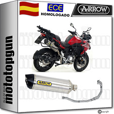 ARROW ESCAPE COMPLETO NOKAT HOM RACE-TECH C TITANO BENELLI TRK 502 X 2018 18