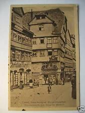 AK Cassel Untere Marktgasse Grimms Märchenhaus 1913