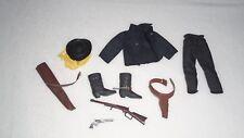 big jim mattel tenue gunslinger karl may no spy action gi joe man vintage pack