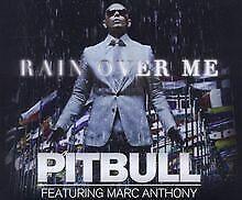 Rain Over Me von Pitbull Featuring Anthony,Marc   CD   Zustand akzeptabel