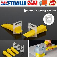 400-4000PCS Tile Leveling System Clips Plier Tiling Spacer Tool Kit Wall Floor