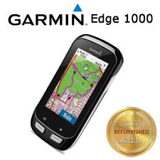 Garmin Edge 1000 Cycling GPS Computer Device + Mount Black