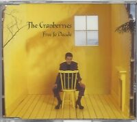 THE CRANBERRIES / FREE TO DECIDE - MAXI-CD 1996