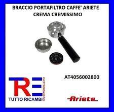 BRACCIO PORTAFILTRO CAFFE' ARIETE CON DISCO CREMA CREMISSIMO AT4056002800