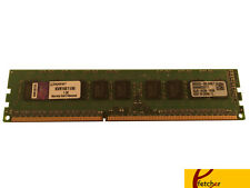 Kingston 32GB (4X8GB) DDR3 1600MHz PC3 12800 UDIMM ECC for SuperMicro X9SCM-F