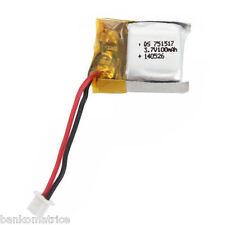 Accu Batterie Li-po 100Mah Accu LIPO BATTERIE POUR RC Cheerson CX-10