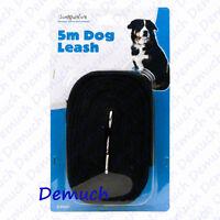 New Dog Lead Leash Training Long Line Recall Walking Obedience Hunting 5M 10M ✔