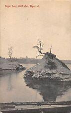 A35/ Ohio Piqua Postcard 1912 Sugar Loaf Swift Run Island