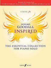 Classic FM Howard Goodall ispirato ASSOLO DI PIANOFORTE intermedio FABER Music Book