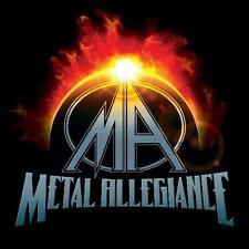 ** METAL ALLEGIANCE | CD + DVD | DIGIBOOK CASE **