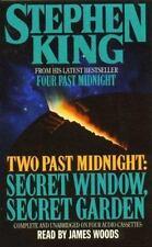Two Past Midnight: Secret Window, Secret Garden Stephen King cassette audio book