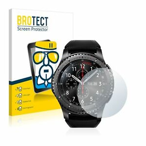 Samsung Gear S3 Frontier,   BROTECT® AirGlass® Premium Glass Screen Protector