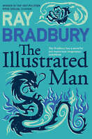 The Illustrated Man by Ray Bradbury Paperback Book Free Shipping!