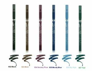 "NYC New York Color City Proof 24 Hour Waterproof Eyeliner Pencil, ""You Choose"""