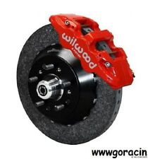 "1967-1969 Chevrolet Camaro Wilwood Front Big Brake Race Kit,14"" Carbon Rotors -"