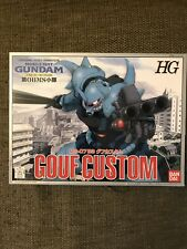 Gundam 08th MS Team MS-07 B3 Gouf Custom Model 1/144 Scale