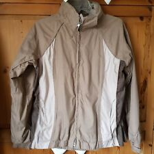 HARRY HALL Size M Lightweight Jacket With Detachable Hood