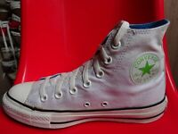 Converse Unisexe Chuck TAYLOR classique couleur All Star Hi Lo Tops Taille 39